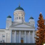 Weihnachtliches Helsinki