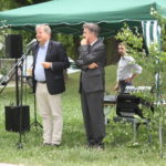 Dr. Kolster und Herr Wagner K