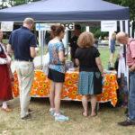DFG-Stand beim Sommerfest 2017