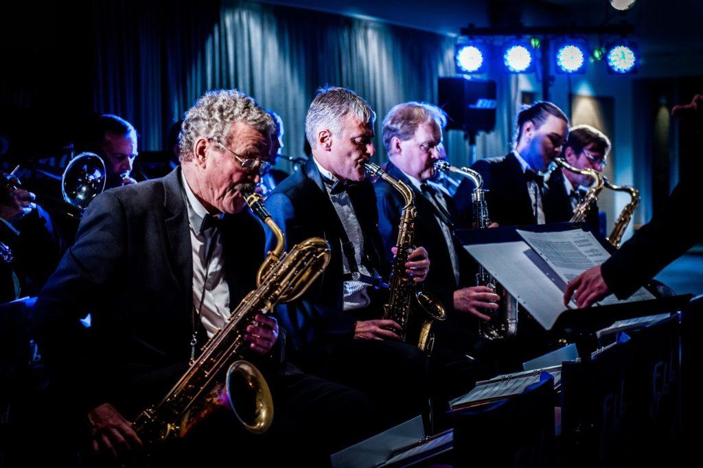 Finnair Pilots Big Band