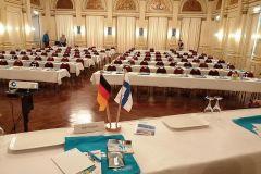 (G.Bernhardt) Blick in den Saal der Casino-Gesellschaft