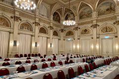 (Rainer Göbel) Der prunkvolle Saal der Casino-Gesellschaft Wiesbaden