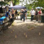 DFG Wiesbaden beim Juhannusfest, Sommerfest
