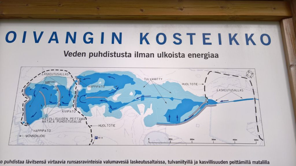 "Plan ""Oivangin Kosteikko"""