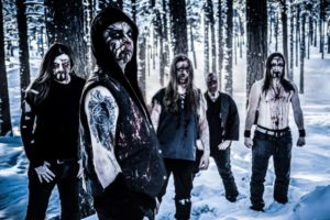 Moonsorrow, finnische Metalband