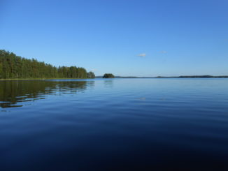 finnische Seenlandschaft