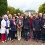 V.Mentel: Gruppenfoto Bezirksgruppe Wiesbaden