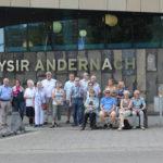 Die Bezirksgruppe Wiesbaden besuchte Andernach und den Geysir
