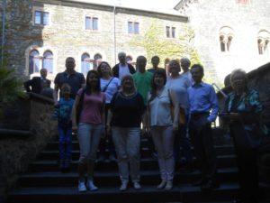 Im Schloss Braunfels