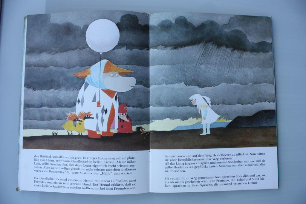 Kinderbuch von Tove Jansson