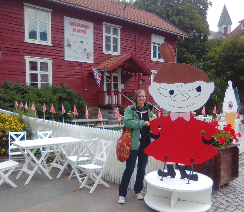 Mumin Café in Norwegen