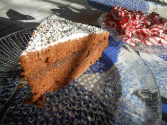 Kuchenrezept mit finnischen Marianne-Bonbons