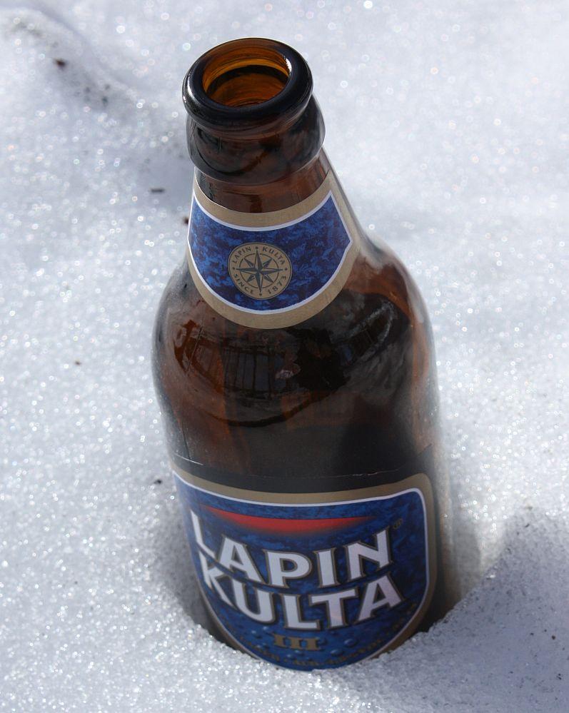 Lapin Kulta, das finnische Bier